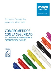Productos detectables Maya