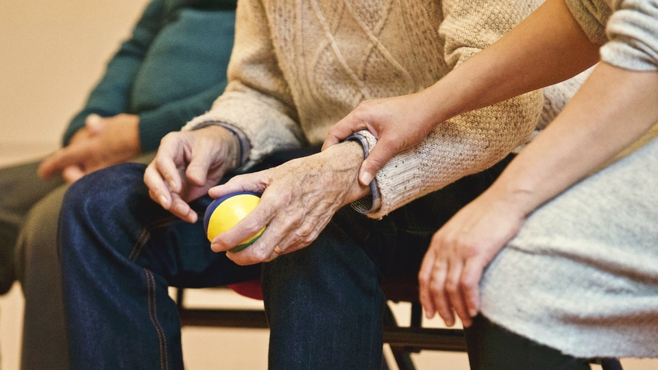 Limpieza en hospitales y residencias de ancianos