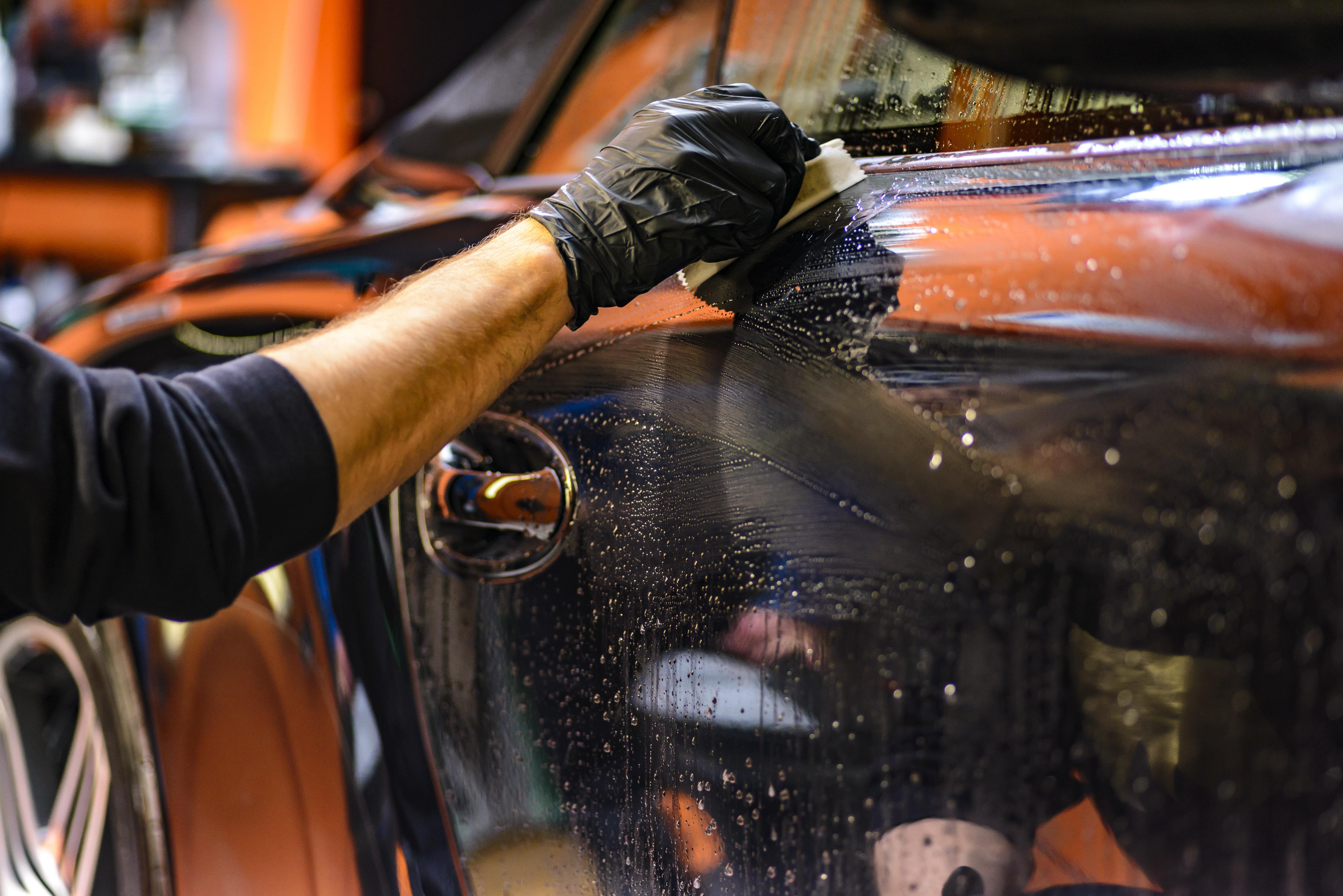 Proveedores de productos de limpieza para vehículos industriales